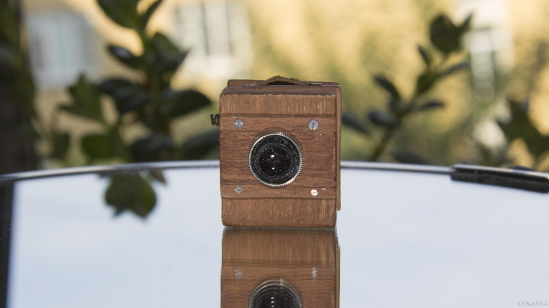 кукольный фотоаппарат