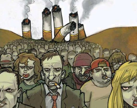 культура курения